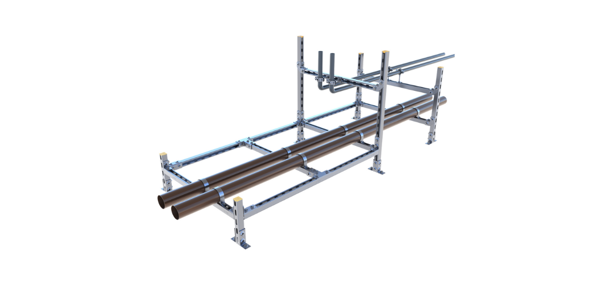 5 nuevos conectores para el montaje rápido de estructuras metálicas